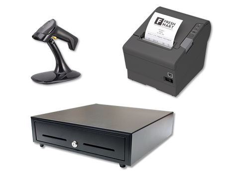 SalesPoint Hospitality Point Of Sale BYO Post Peripheral Package