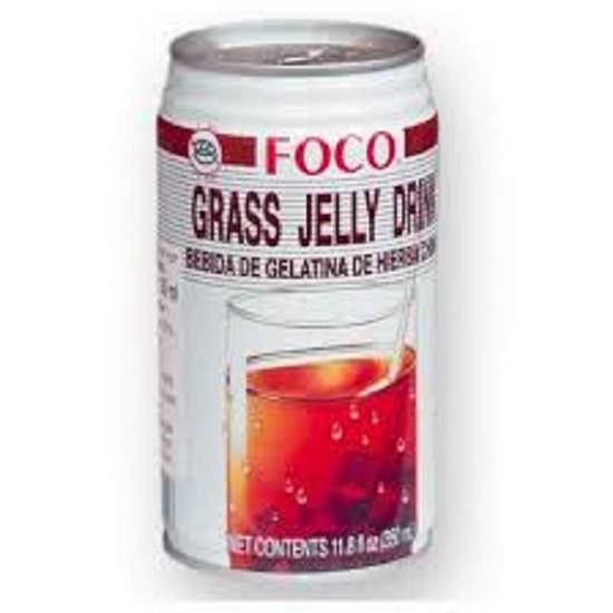 Grass Jelly juce