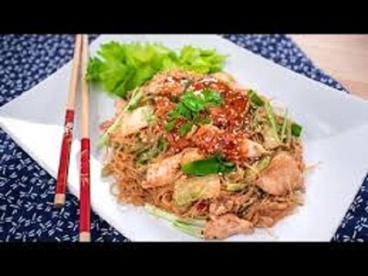 SF09. Sukiyaki meat vermicelli