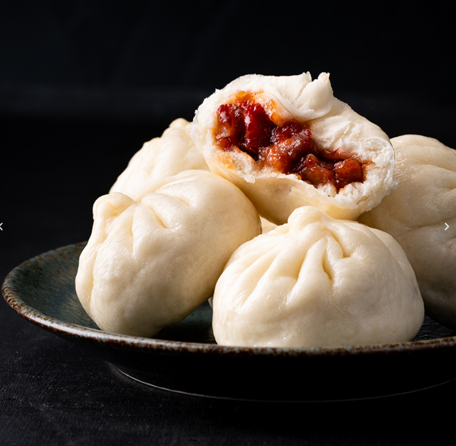 BBQ PORK STEAMED BUN