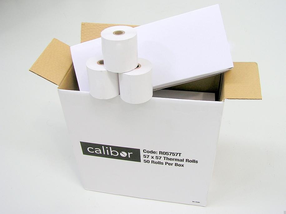 50 EFTPOS Paper Rolls - Large Picture
