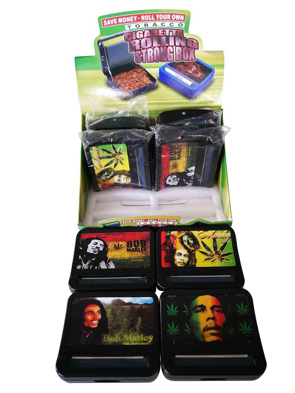 Cigarette Rolling Machine - Bob Marley
