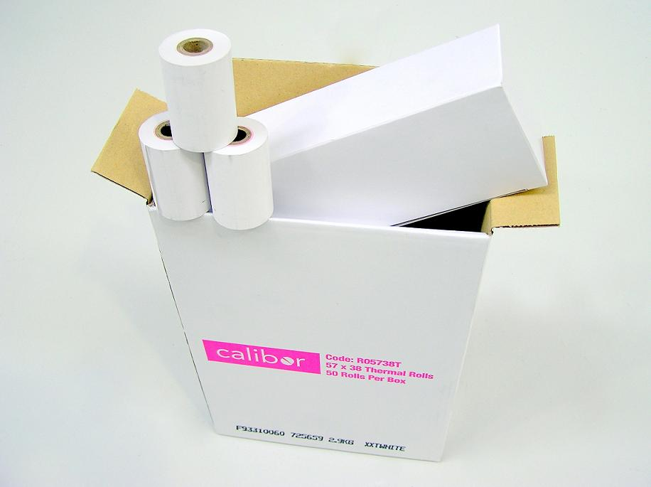 50 EFTPOS Paper Rolls - Small Picture