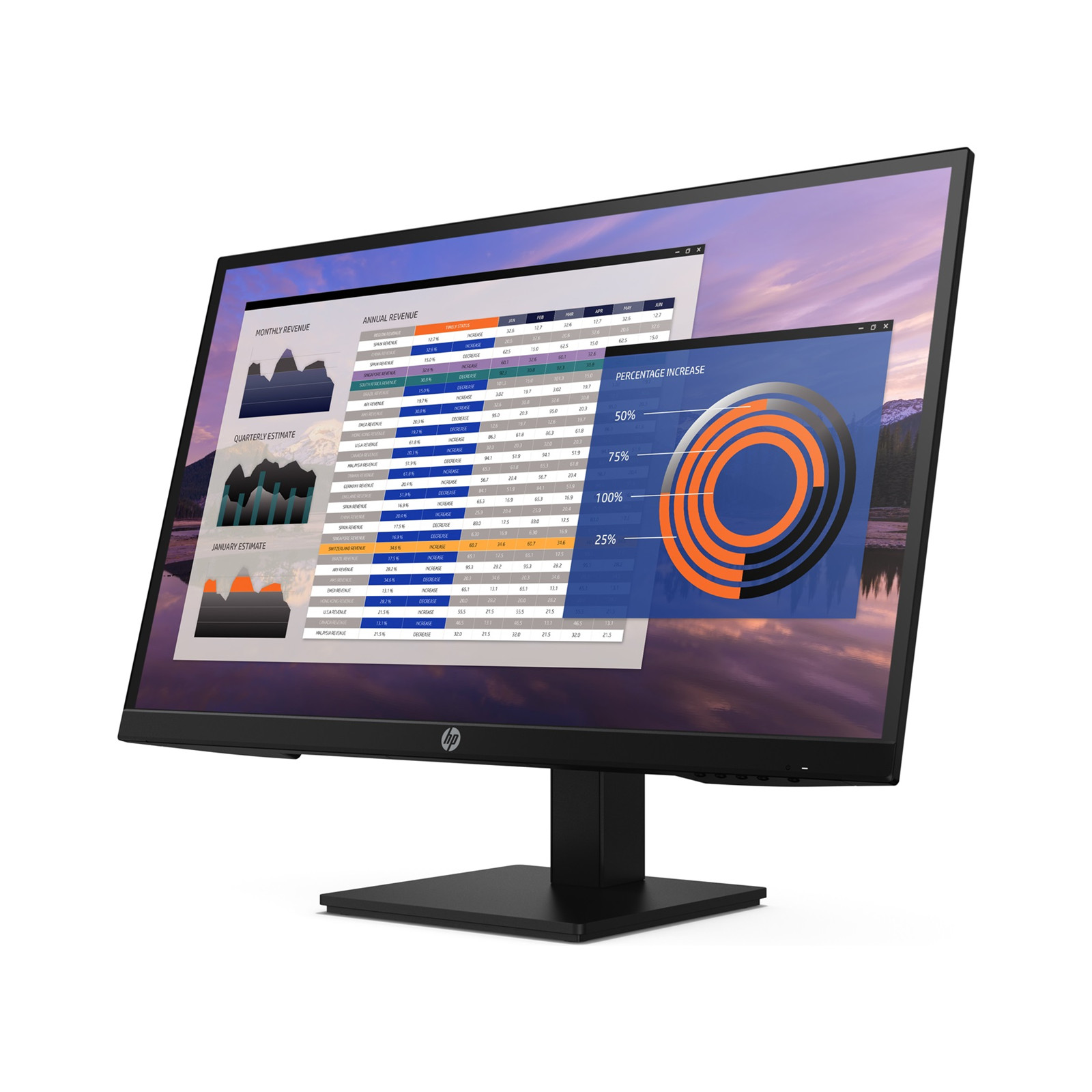 "HP 27"" HEIGHT ADJUST BUSNIESS MONITOR - SPECIAL"