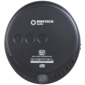 CD PLAYER PORTABLE ANTISHOCK -WAS $79.90 - NOW $39.90!
