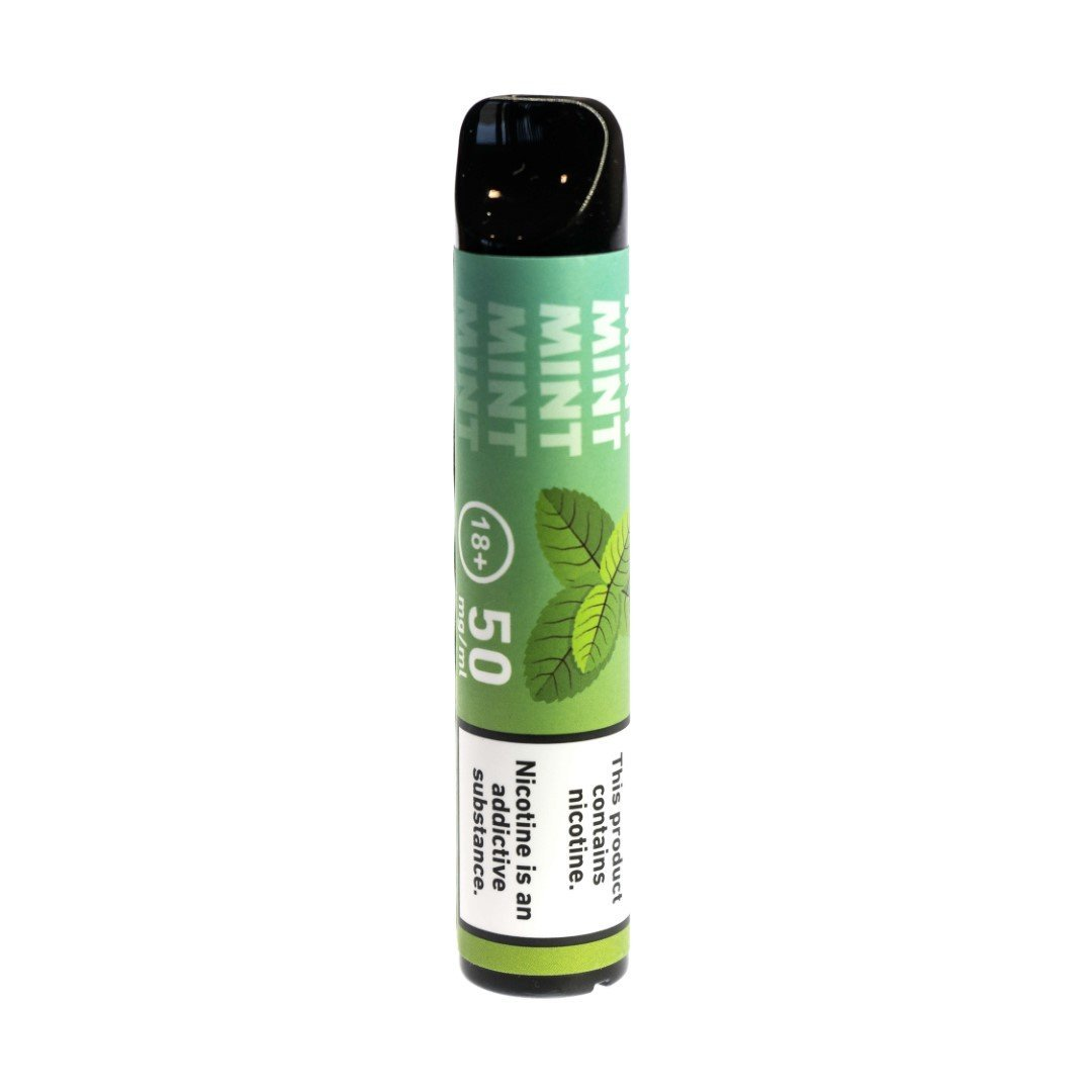 Vorteke - Disposable Vape Pen - Mint 5%