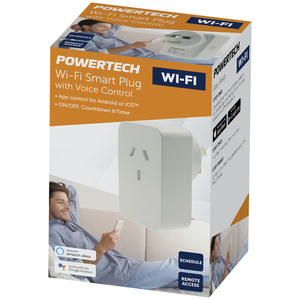 SWITCH WIFI MAINS SKT 10A W/APP. 2 For $35 - Save $10.80!