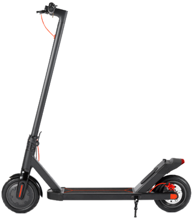 SCOOTER ELECTRIC FOLDING 250W 20KMPH BLK