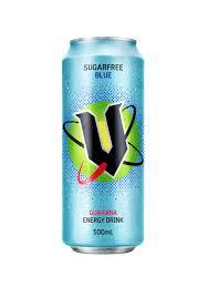V Blue Sugar-Free Energy Drink 500ml