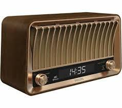 PHILIPS RETRO BLUETOOTH RADIO