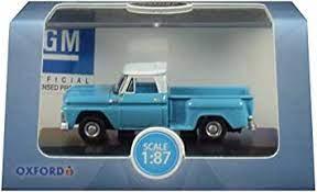 Chevrolet Stepside Pickup 1965
