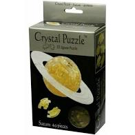 Crystal Puzzle 3D Saturn 40 piece