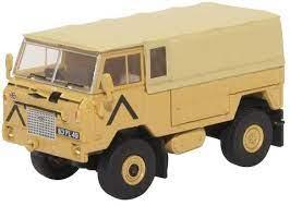 Oxford 1:76 Land Rover FC Gulf War 1991