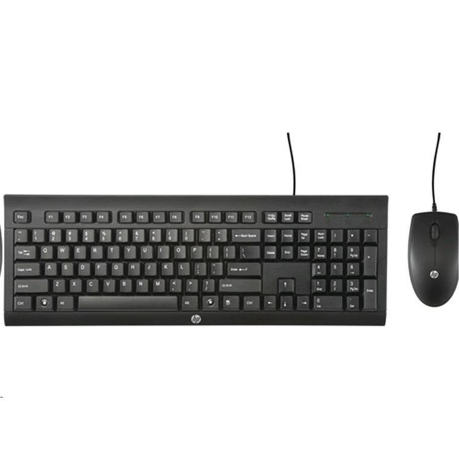 HP USB WIRED KEYBOARD & MOUSE SET
