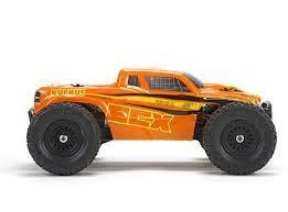 Rukus Small Brawler 1.18 4WD Monster Truck
