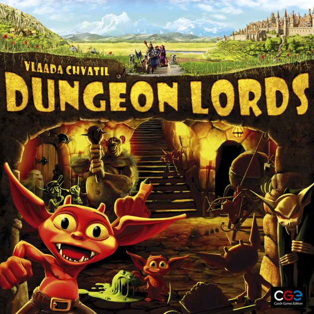 Dungeon Lords game