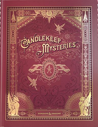D&D Candlekeep mysteries book