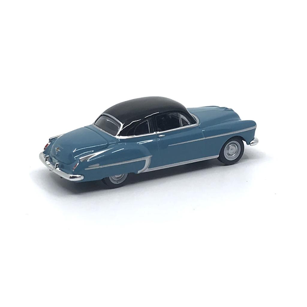 Oxford 1950 Oldsmobile Rocket Blue/Black