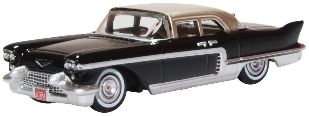 Oxford 1:87 Cadillac Eldorado 1957 Ebony