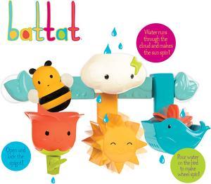 Battat bath bar: Rain & shine