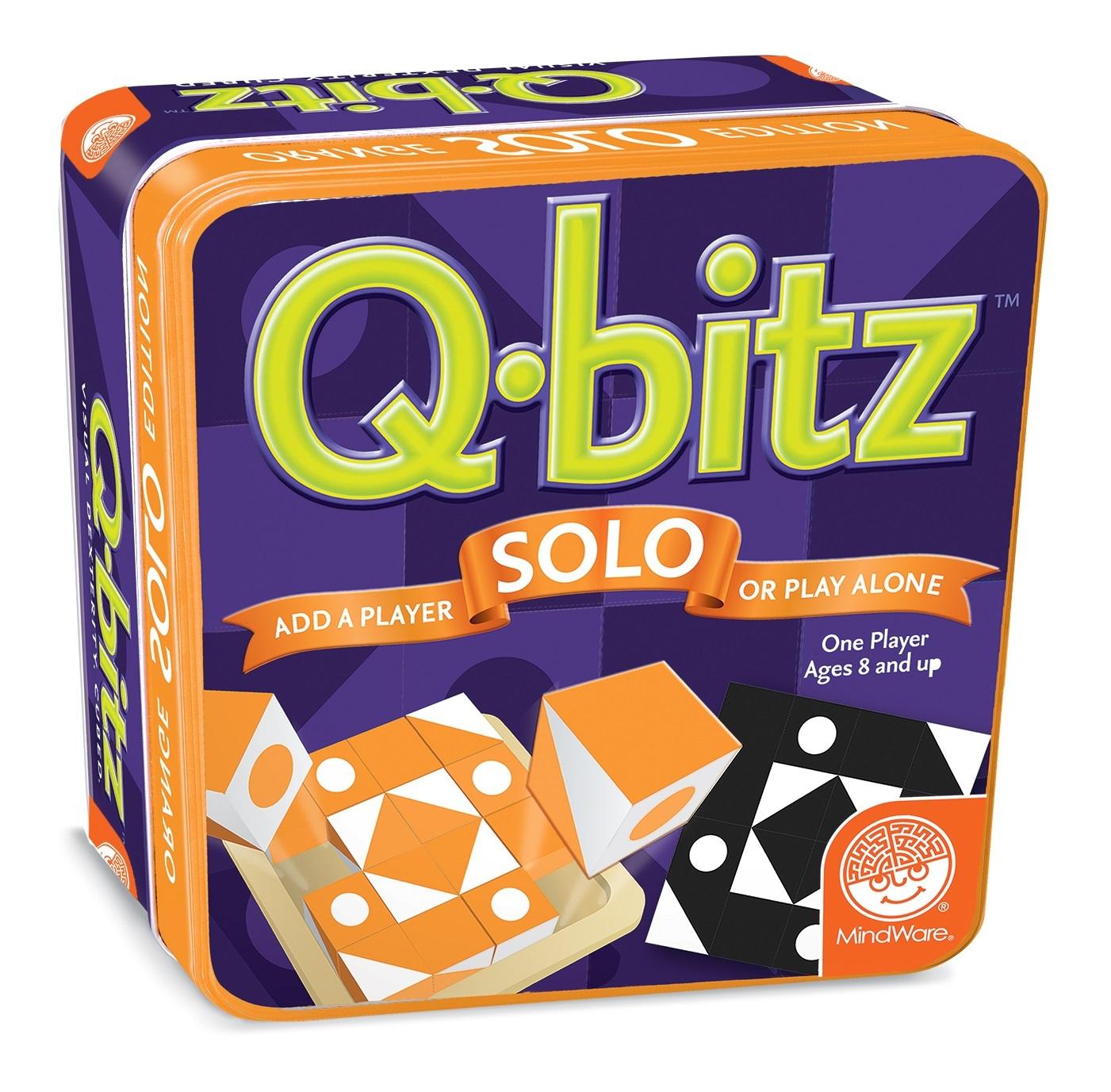 Q-bitz solo (tin)