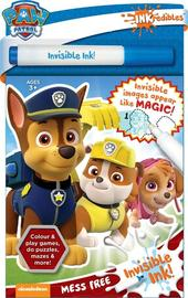 Blue paw patrol invisible ink