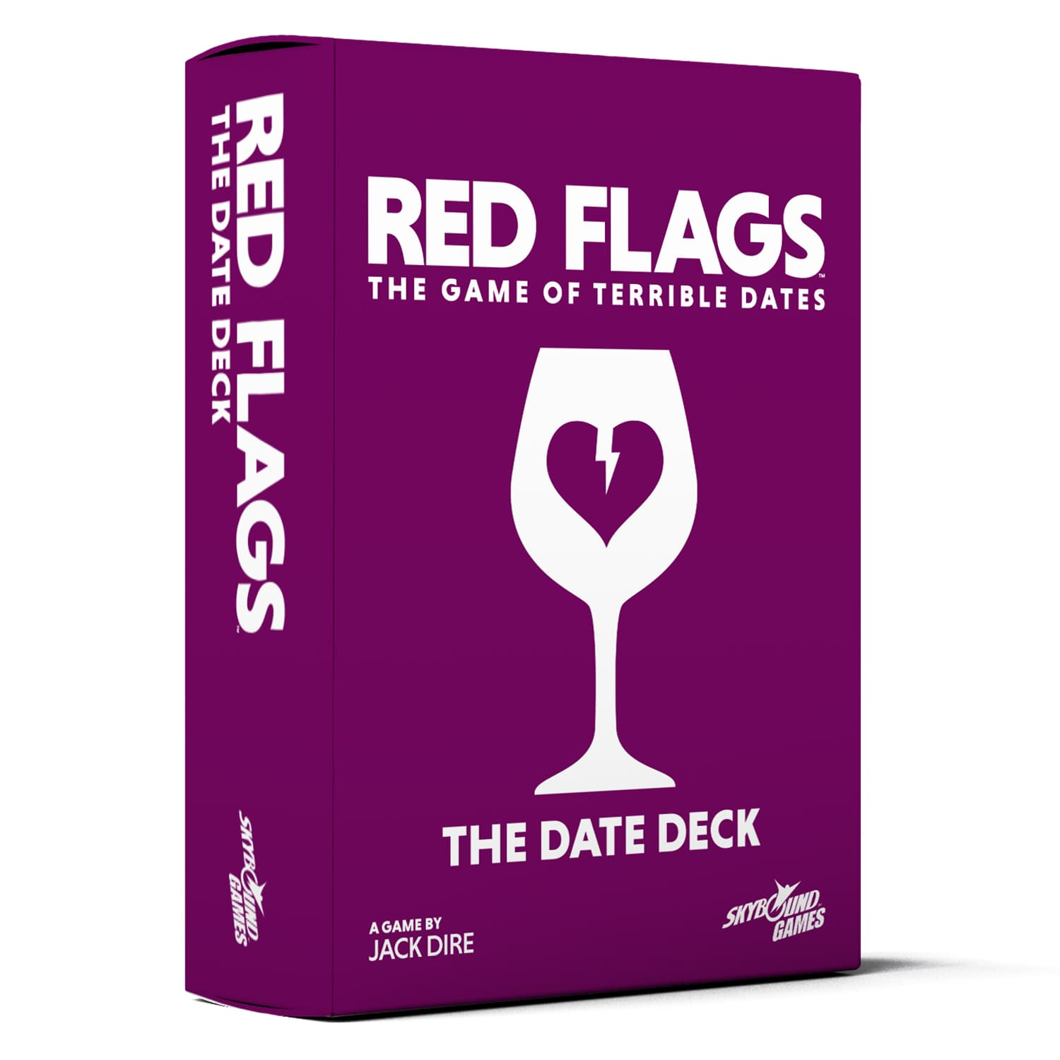 Red flags: the date deck expansion