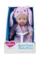 Bath time baby - Tot Bunny 21.6cm