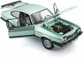 bburago 1:24 1982 Ford Capri