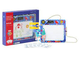Magicgo Drawing Board Doodle Robot
