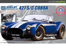 Fujimi 1:24 Shelby 427 S/C Cobra