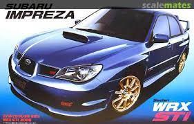 Fujimi 1:24 2005 Subaru Impreza