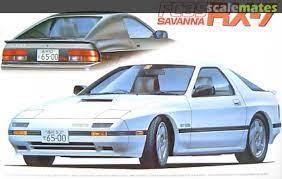Fujimi 1:24 Mazda RX-7 Savanna