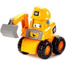 CAT Construction Pals Junior Crew Excavator
