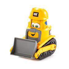 CAT Construction Pals Junior Crew Bulldozer