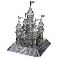 Crystal Puzzle 3D Castle