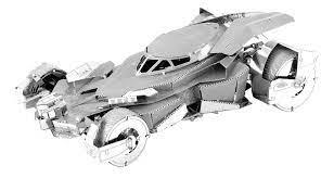Metal Earth Batman v Superman Batmobile