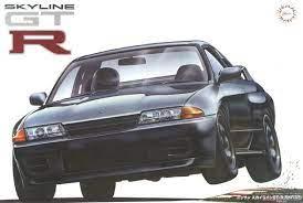 Fujimi 1:12 Nissan Skyline GT R (BNR32)