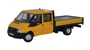 Oxford Commercials 1:76 Ford Transit Mk5