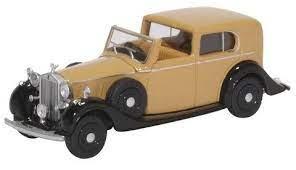 Oxford 1:76 Rolls Royce Phantom III