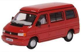 Oxford 1:76 VW T4 Westfalia Camper