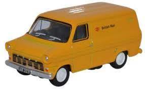 Oxford 1:76 Ford Transit Mk1-BR