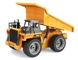 Hui Na Dump Truck 6 Channel RC