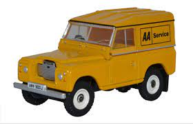 Land Rover Series 111 Hard Top AA