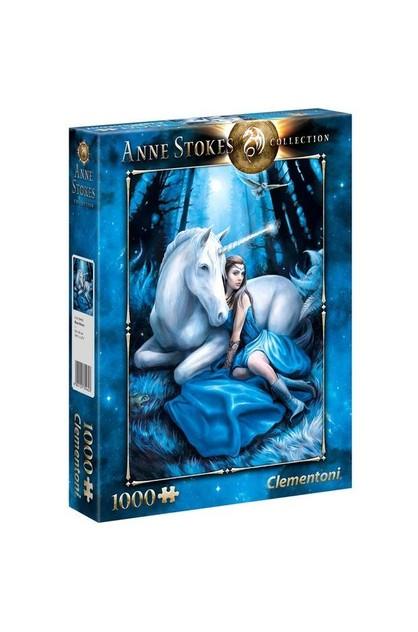 Anne Stoke 1000 pc Blue Moon
