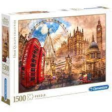 Clementoni Vintage London 1500 pc