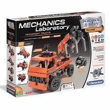Mechanics Laboratory Transport Trucks