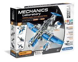 Mechanics Laboratory Aeroplanes and Helicopters