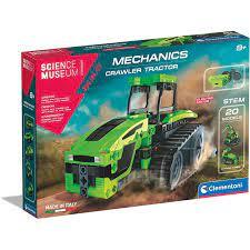 Mechanics - Crawler Tractor