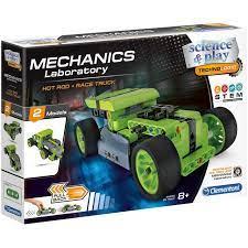 Mechanics Laboratory Hot Rod and Race Truck